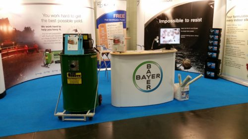 Bayer Crop Science Stand At CropTech 2014