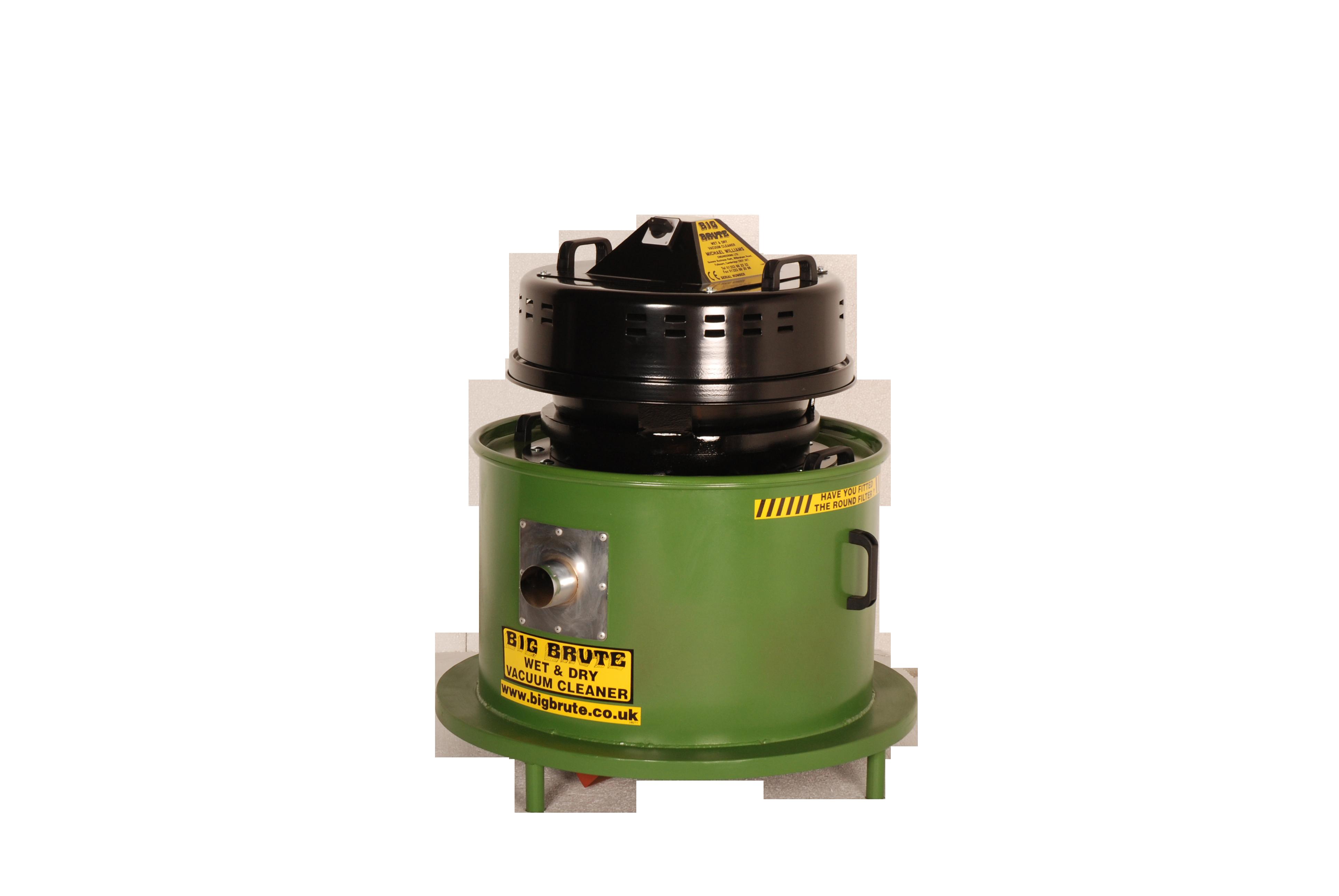 Big Brute Leapfrog Wet & Dry Industrial Vacuum Cleaner